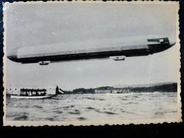 GERMAN Photo WW2 WWII ARCHIVE : ZEPPELIN * LZ *_ ALLEMAGNE - Luftfahrt