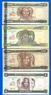 Erythrée  4   Billets - Eritrea