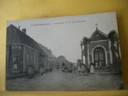 59 7131 CPA - VUE N° 2 -  59 STEENWOORDE. CHAPELLE DE N.D. DE LOURDES - ANIMATION - Steenvoorde