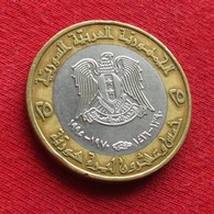 Syria 25 Pounds 1995 KM# 122 Siria Syrie - Syria
