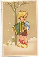 271 - Jeune Joueur D'accordéon - Children's Drawings