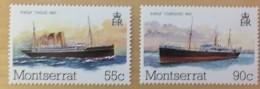 Montserrat - MNH** - 1984 - #  539/540 - Montserrat