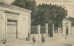 "CPA ALGERIE ""Batna, Palais De Justice Et Police"" - Batna"