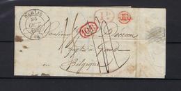 VOORLOPER UIT 1842 VAN Frankrijk NAAR België Gand - 1801-1848: Precursori XIX