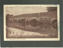 35 Vern Sur Seiche Le Pont De La Seiche Datant De 1757  Route De Vern à Corps Nuds édit. Donis N° 3056 - Francia