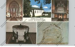 5202 HENNEF - STADT BLANKENBERG, Katharinen Kirche - Hennef