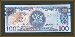 Trinidad & Tobago 100 Dollars 2006 P-51 (51b) UNC - Trinidad & Tobago