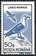 Romania - MNH 1991 :      Great Black-backed Gull  -  Larus Marinus - Seagulls