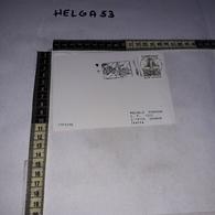 FB0758 INTERO POSTALE 1984 ANNEE DE LA SECURITE ROUTIERE ET DE LA QUALITE DE L'ENVIRONNEMENT ROUTIER - Altri