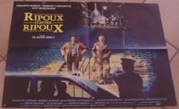 AFFICHE CINEMA ORIGINALE FILM RIPOUX CONTRE RIPOUX ZIDI NOIRET LHERMITTE 1990 TBE MONTMARTRE Sacré Coeur - Posters