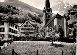 Mühlehorn - Hotel Tell (13) (b) - GL Glarus