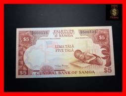 SAMOA 5 Tala 2002 P. 33 A   UNC - Samoa
