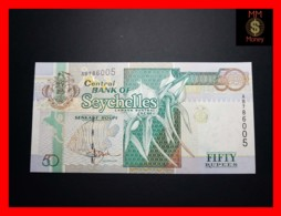 SEYCHELLES 50 Rupees 1998  P. 38  UNC - Seychellen