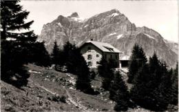 Zürcher Naturfreundehaus Ob Mollis Mit Wiggis U. Rauti (2875) - GL Glarus