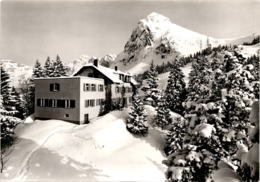Naturfreundehaus Fronalp Ob Mollis GL (3720) - GL Glarus