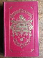 (enfants) Julie GOURAUD : Lettres De Deux Poupées. Bibliothèque Rose, 1912. Bel Exemplaire. - 1901-1940
