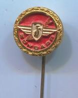 Motorbike, Motorcycle, Motorrad, Fahrrad - ZUNDAPP Vintage Pin, Badge, Abzeichen - Motos
