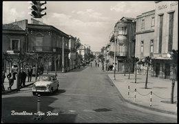 BARCELLONA - MESSINA : VIA ROMA ANIMATA - Messina