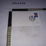 FB0775 FDC 40 JAHRE PORSCHE 1987 HOF BEI SALZBURG - FDC