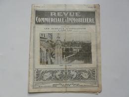 REVUE COMMERCIALE & IMMOBILIERE - 1925 - Management