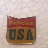 PINS BIERE BUDWEISER USA - Beer