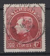 Belgique: 1929. COB : 292B (1941) Oblitéré(s).  Cote : 35 € - Oblitérés