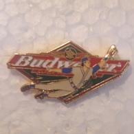 PINS BIERE BUDWEISER SPORT BASEBALL - Beer