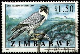 Zimbabwe Protected Plants 1997 Animaux - Zimbabwe (1980-...)