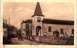 65 - SABALOS --  L'Eglise - Autres Communes