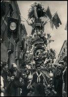 CATANIA - FESTA DI SANT'AGATA :  CEREI 1953 - Catania