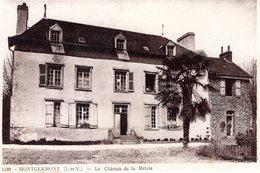 Montgermont (35) -- Le Château De La Métrie. - Autres Communes