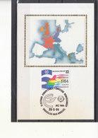 2133 Soie Deuxième élection Pour Le Parlement Européen - 1981-1990