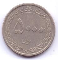 IRAN 2010: 5000 Rials, 1389, KM 1277 - Irán