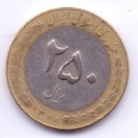 IRAN 1999: 250 Rials, 1378, KM 1262 - Irán