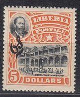 Liberia - PARLIAMENT / PRESIDENT 1906 MNH - Liberia