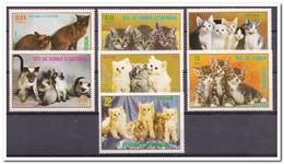 Equtoriaal Guinea 1976, Postfris MNH, Cats - Equatorial Guinea