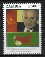 ZAMBIE  N° 971  * *  Millennium Gorbachev - Otros