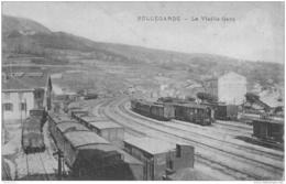AIN    BELLEGARDE   LA VIEILLE GARE - Bellegarde-sur-Valserine