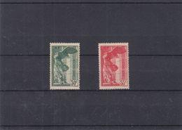 France - Yvert 354 / 5 ** - Sculptures - Victoire De Samothrace - Valeur 420 Euros - Frankreich