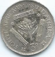 South Africa - 1943 - George VI - 3 Pence - KM21 - Zuid-Afrika