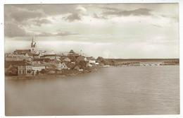 LYCK - Ełk - Ełcki - Insel ? -  Echte Photographie N° 517 - ZUG 608 Königsberg- Prosten 1911 - Ostpreussen