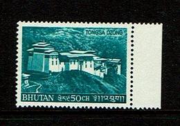 Bhutan 1968 Sc #  80  MNH**   Tongsa Dzong - Bhután