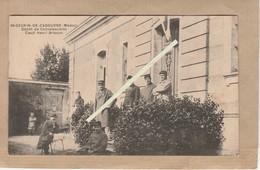 Dept 33 : ( Gironde ) Saint-Seurin-de-Cadourne, ( Medoc ), Dépôt De Convalescents Lieutenant Henri Brisson. - France