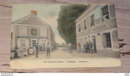 VILLEGAST : Doit, Epicerie Tabacs, Carrefour  …... … NR-3979 - Autres Communes