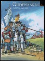 Publiciteit Stripwinkel Atlantis Oudenaarde 1708 (Jean-Yves Delitte) - Libros, Revistas, Cómics