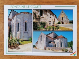FONTAINE LE COMTE  L'Abbaye - Other Municipalities