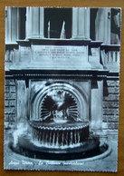 ACQUI TERME La Bollente Fontana CARTOLINA Non Viaggiata - Other Cities