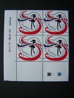 FRANCE 2020 NEUF** N° 5373 COEUR GUERLAIN COIN DATE 18.11.19 - 2010-....