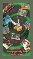 GUIDE TARIFAIRE  DU PARC ASTERIX 1998 LE VOYAGE A RIGOLER LE TEMPS - Tourism