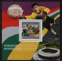 COMORES  BF 277  * *   ( Cote 22e ) Cup 2010  Football Soccer Fussball Mandela Klose - 2010 – Sud Africa